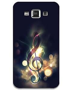 MobileGabbar Samsung Galaxy E5 Back Cover Printed Designer Plastic Cover