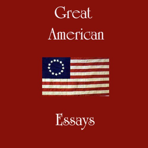 great american essayists Homework pay for great essayists drinking and driving research paper masters thesis how to write.