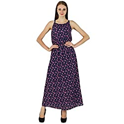 Mind The Gap Women's Long Cotton Dress