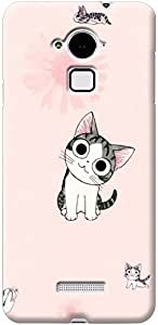 Fashionury Printed Soft Back Case Cover For Coolpad Note 3/Note3 -Print40950