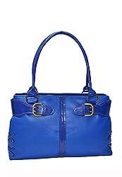 Utsukushii Women's Handbag (Blue) (BG469D)