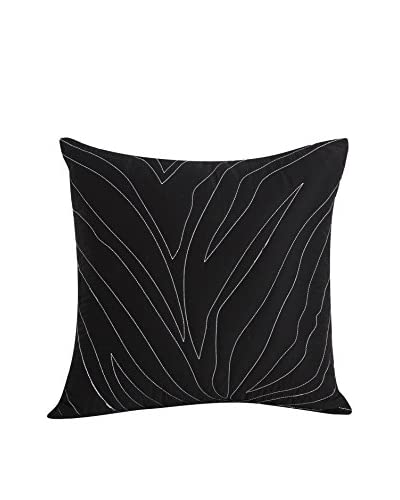 kensie Kara Decorative Pillow, Black/White