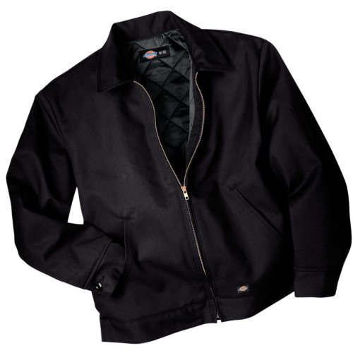 Dickies Men's Big-Tall Insulated Eisenhower Jacket, Black, XXXX-Large (Work Insulated Jacket compare prices)