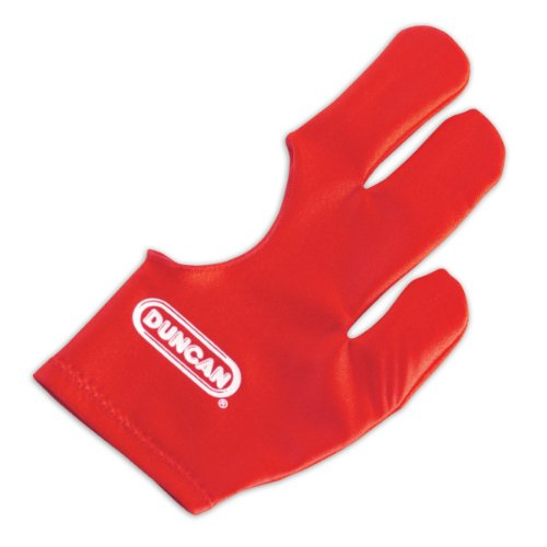 Duncan Yo Yo Gloves, Medium, Red