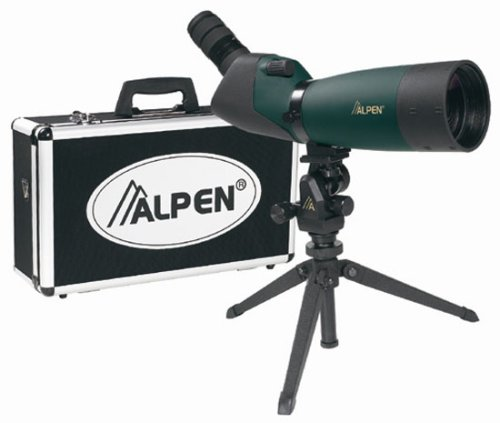 Alpen 20-60x80 Spotting Scope Kit