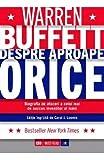 Warren Buffett. Despre Aproape Orice (Romanian Edition)