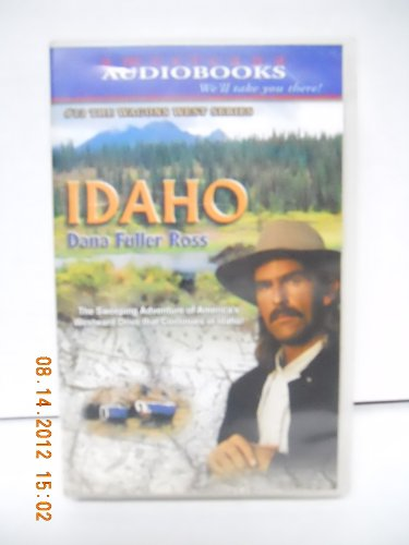 Idaho (Wagons West Series) Audiobook