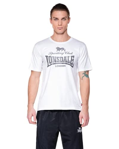 Lonsdale Men Regular Fit T-Shirt