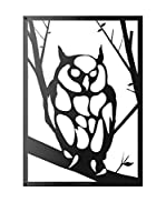 Best Seller Living Decoración Pared Owl