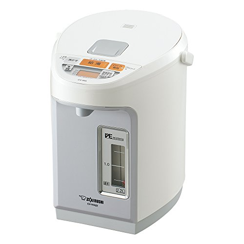 Zojirushi microcomputer boiling VE electric thermos 2.2L (YUUTOUSEI) CV-WA22-WZ prime White (Zojirushi Thermos White compare prices)
