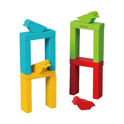 Plan Toys Bird Tower Game