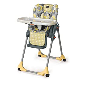 Chicco Polly High Chair - Miro