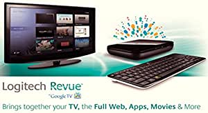 Logitech 970-000001 Revue with Google TV