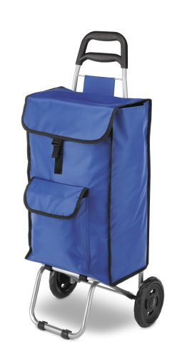 Whitmor Rolling Utility Cart, 6342-2779-BLUE