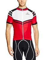 Nalini Maillot Ciclismo Zincite (Rojo)