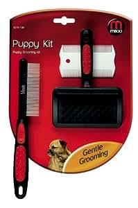 Mikki Grooming Puppy Grooming Kit  De-matter