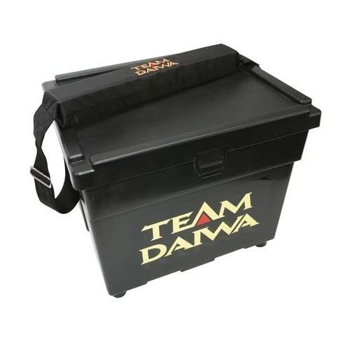 Daiwa <strong>Seat box< strong> Medium with Padded Strap and Top Cushion