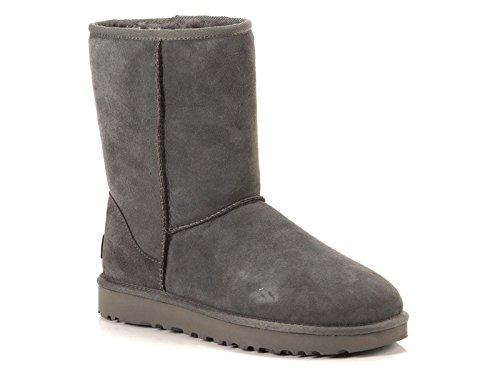 UGG Australia Classic Short II Boot Stiefel Women grey - 39