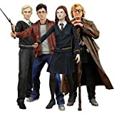 "Harry Potter ""Half Blood Prince""  Series 1Set of 4  7"" Action Figures"