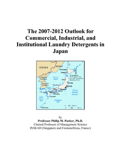The 2007-2012 Outlook For Commercial, Industrial, And Institutional Laundry Detergents In Japan front-553844