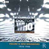 Dr. Who at the Radiophonic Doctor Who at the Radiophonic Workshop, Vol. 2: New Beginnings, 1970-1980