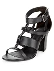 Gladiator Sandals with Insolia� [T02-9357-S]
