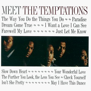The Temptations - Meet The Temptations - Zortam Music