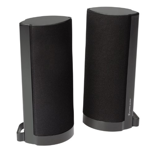 V7 A520S-N6 2.0 Usb Speaker System Vertical Standing Or Horizontal Soundbar