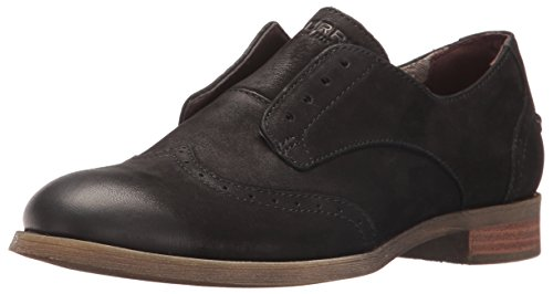 Sperry Top-Sider Women's Victory Gill Oxford, Black, 10 M US