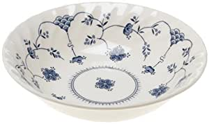 Churchill China Finlandia 6-Inch Cereal Bowls, Set of 4
