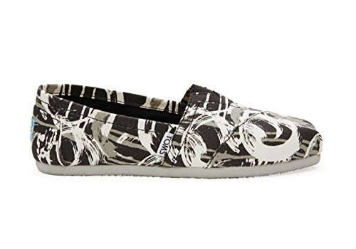 Womens Toms Classic Paint Casual Shoe