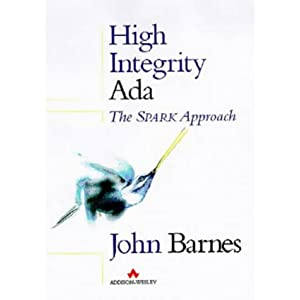 High Integrity ADA: The Spark Approach