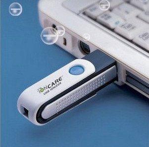 USBイオン空気清浄機