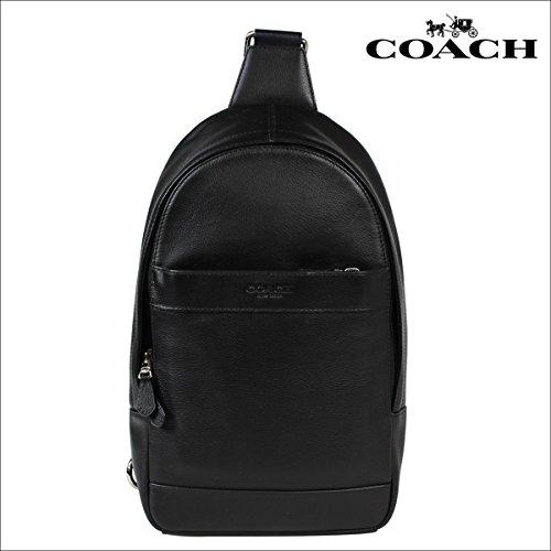 (コーチ)COACH バッグ ショルダーバッグ ボディバック F54770 ブラック (並行輸入品)