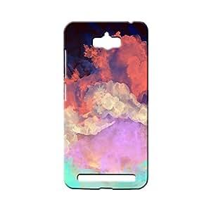 BLUEDIO Designer 3D Printed Back case cover for Asus Zenfone Max - G3785