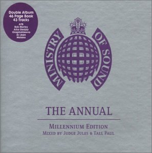 Various Artists - Ministry of Sound - The Annual 1999 [Limited Edition] - Zortam Music