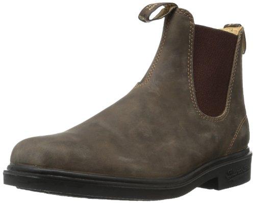 Blundstone - 1306 - Chisel Toe, Stivali, unisex, Marrone (Brown), 41 EU