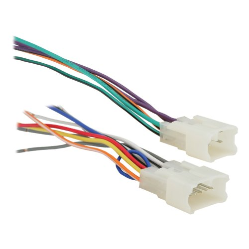 Metra 70-1761 Radio Wiring Harness For Toyota 87-Up Power 4 Speaker (Toyota Tundra Wiring Harness compare prices)