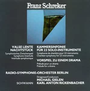 Symphony Chamber/Prelude Drama/Valse L