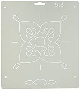 Quilting Stencils For Double Wedding Ring : Buy Quilting Creations Double Wedding Ring Quilt Stencil Online at Low Prices in India - Amazon.in