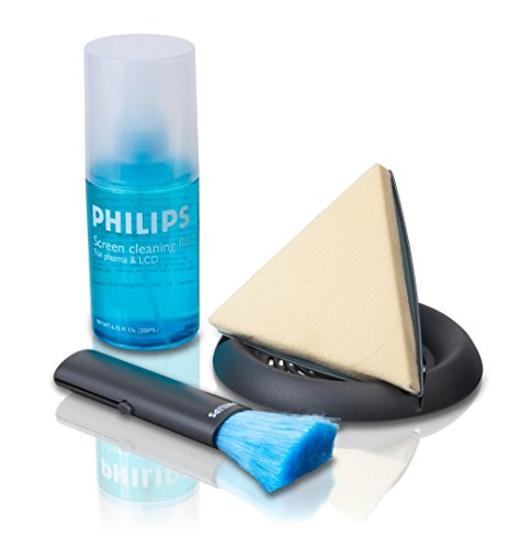 Philips LCD and Plasma Screen Cleaning Kit (Philips Screen Cleaner compare prices)