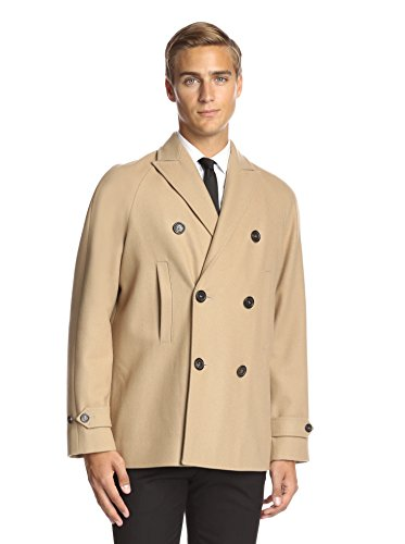 DSQUARED2-Mens-Double-Breasted-Peacoat