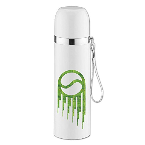 karre-green-tennis-logo-vacuum-flask-bottle