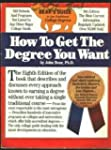 How to Get the Degree You Want: Bear'...
