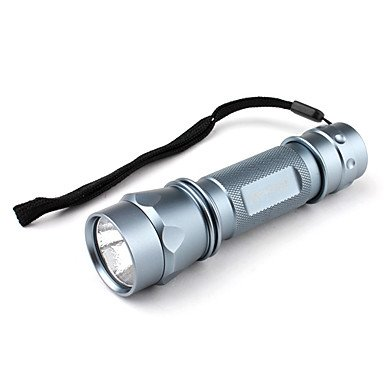 Xs Romisen Rc-Kf 1-Mode Cree Xr-E Q5 Led Flashlight (250Lm, 3Xaaa, Blue)