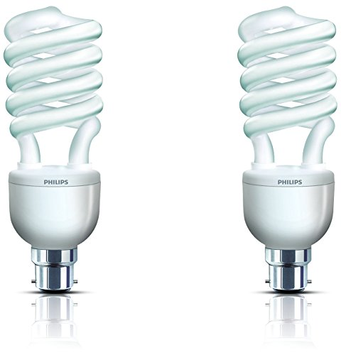 Philips Tornado 27W CFL Bulbs (Cool Day Light and Pack of 2) Image