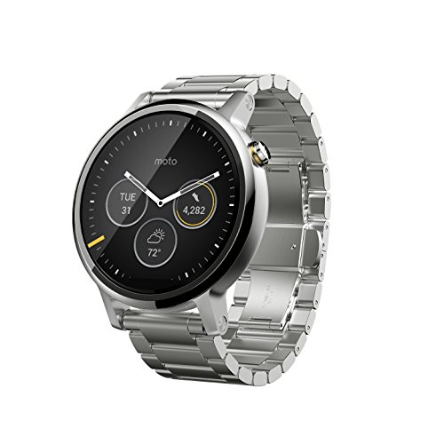 17% OFF on Motorola Moto 360 2nd Gen.