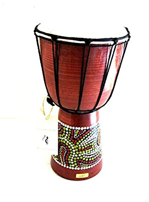 Djembe Drum Bongo Congo African Drum, JIVE® BRAND- Professional Sound by Jive