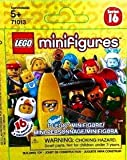 レゴ ミニフィギュア レゴ(R)ミニフィギュア シリーズ16 6138972 60パック入り