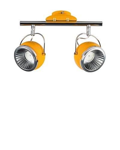 Mat Maison plafondlamp bal geel